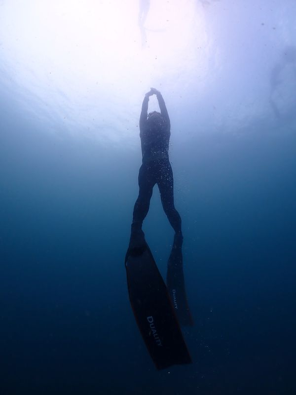 Early Days of Freediving